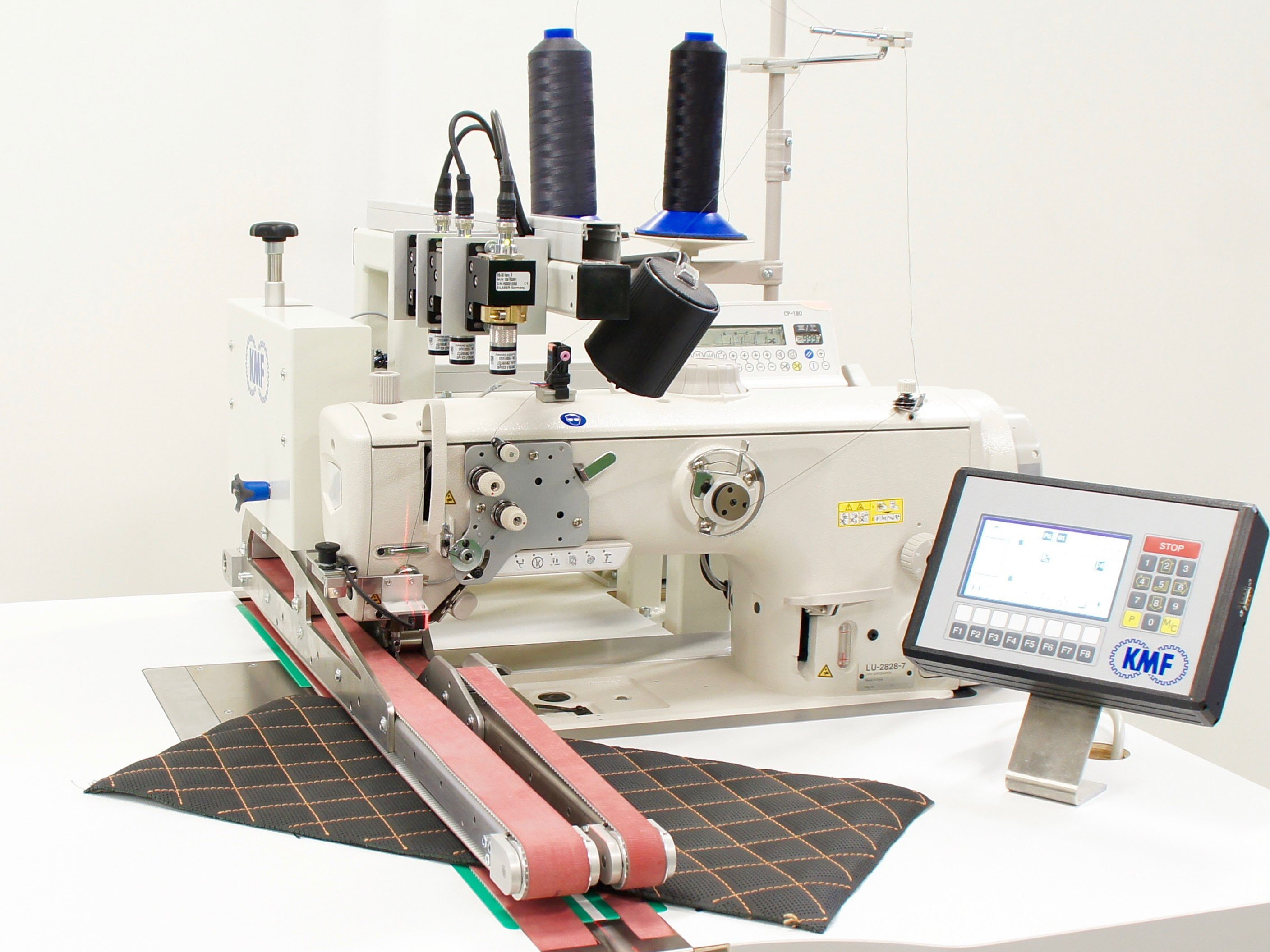 Automotive Industrial Sewing Machine Car Upholstery Kmf